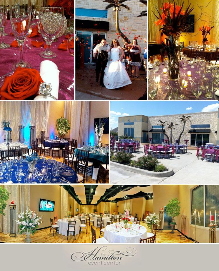 luxe location the hamilton event center