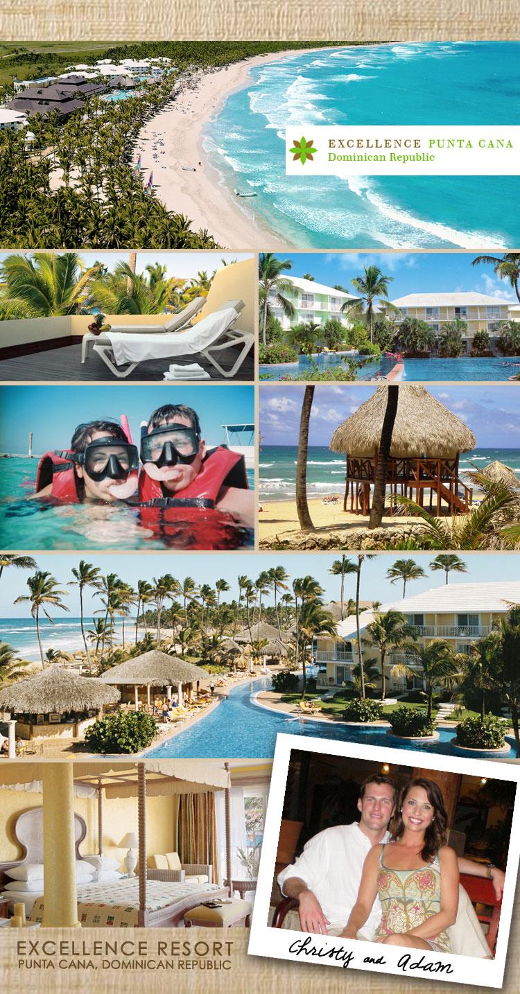 honeymoon hot spot–excellence punta cana