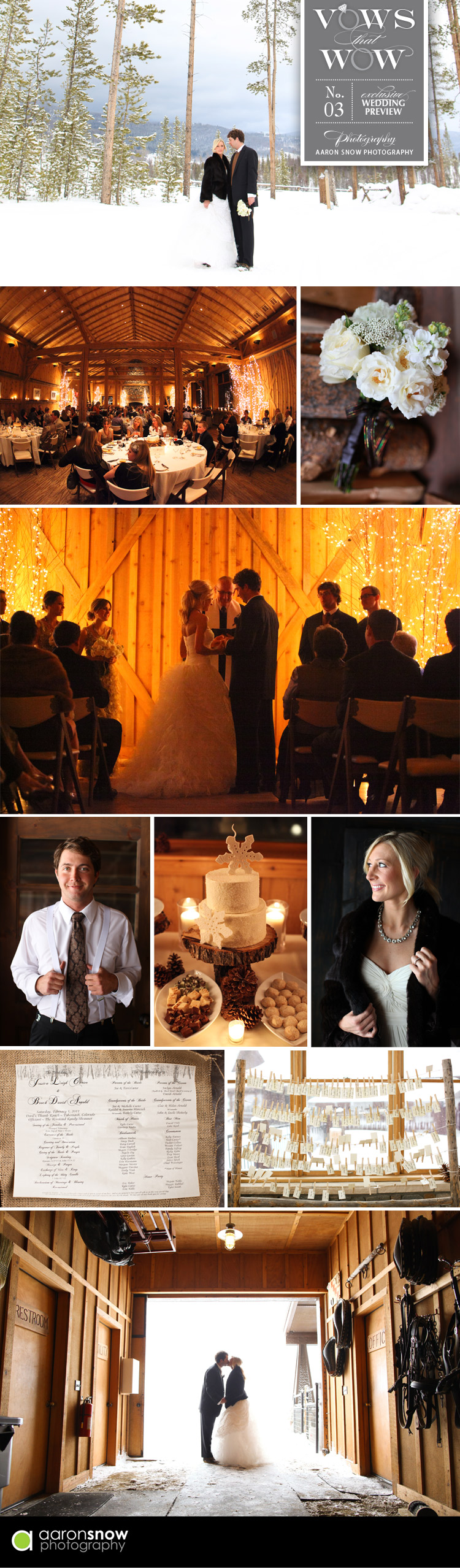 vows that wow–no 3–aaron snow photography