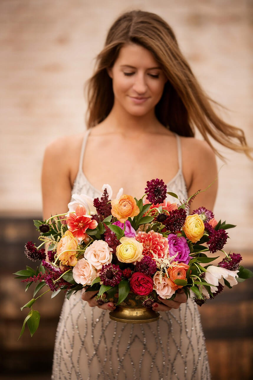 Fresh Florals_Andrea Murphy Photography