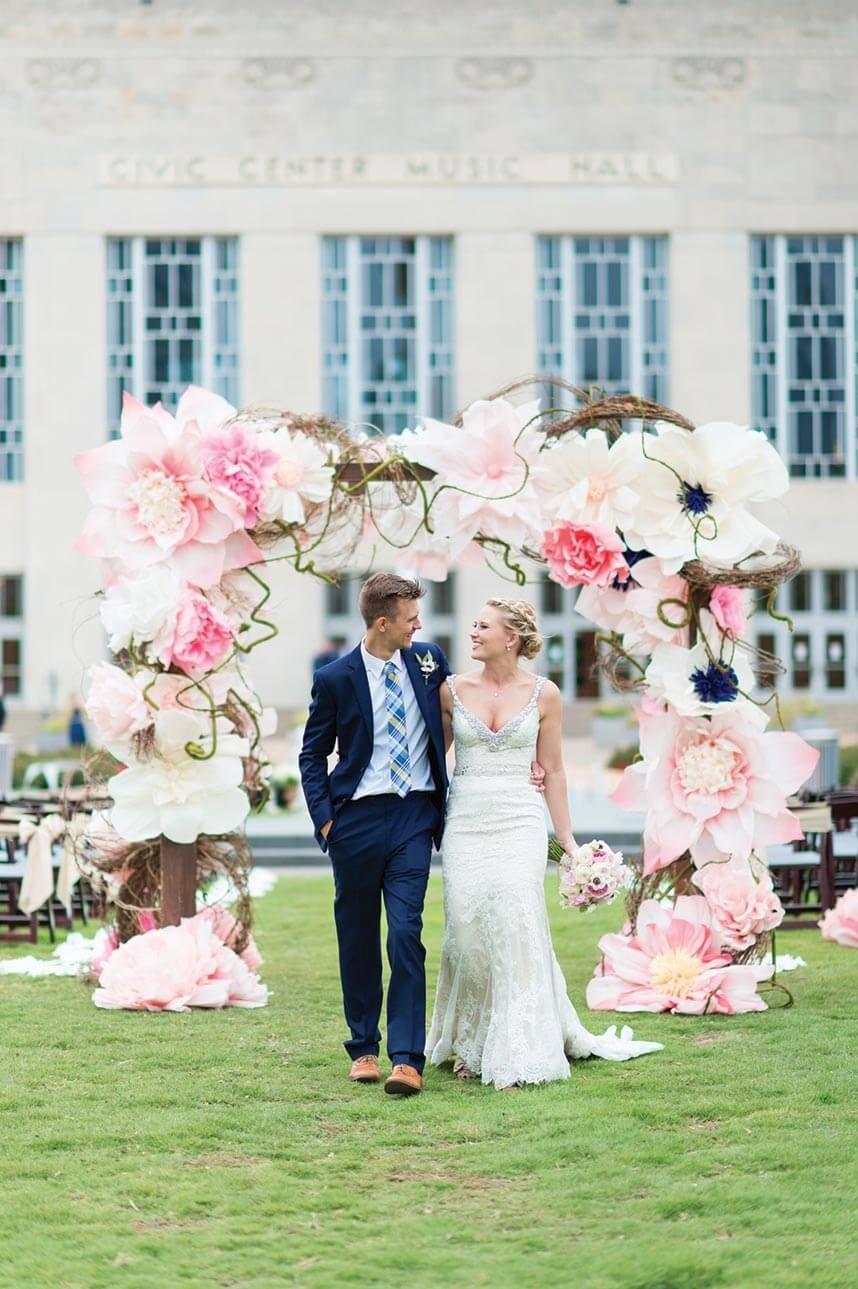 Paper Petals_Ely Fair Photography