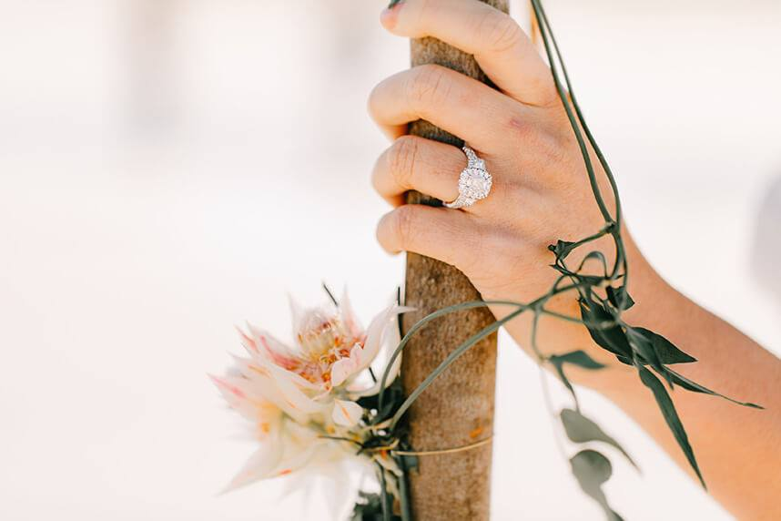 Ring in the Holidays Oklahoma Wedding Jeweler BC Clark Jewelers Oklahoma Wedding Photographer Sarah Libby Photography