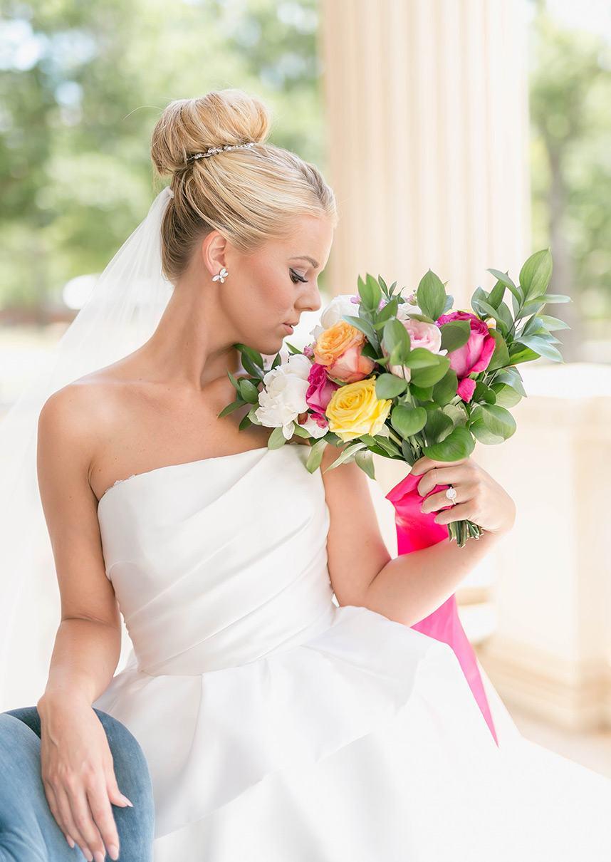Meet The Mag Creatives Oklahoma Wedding Beauty AnnElyse Salon and Spa