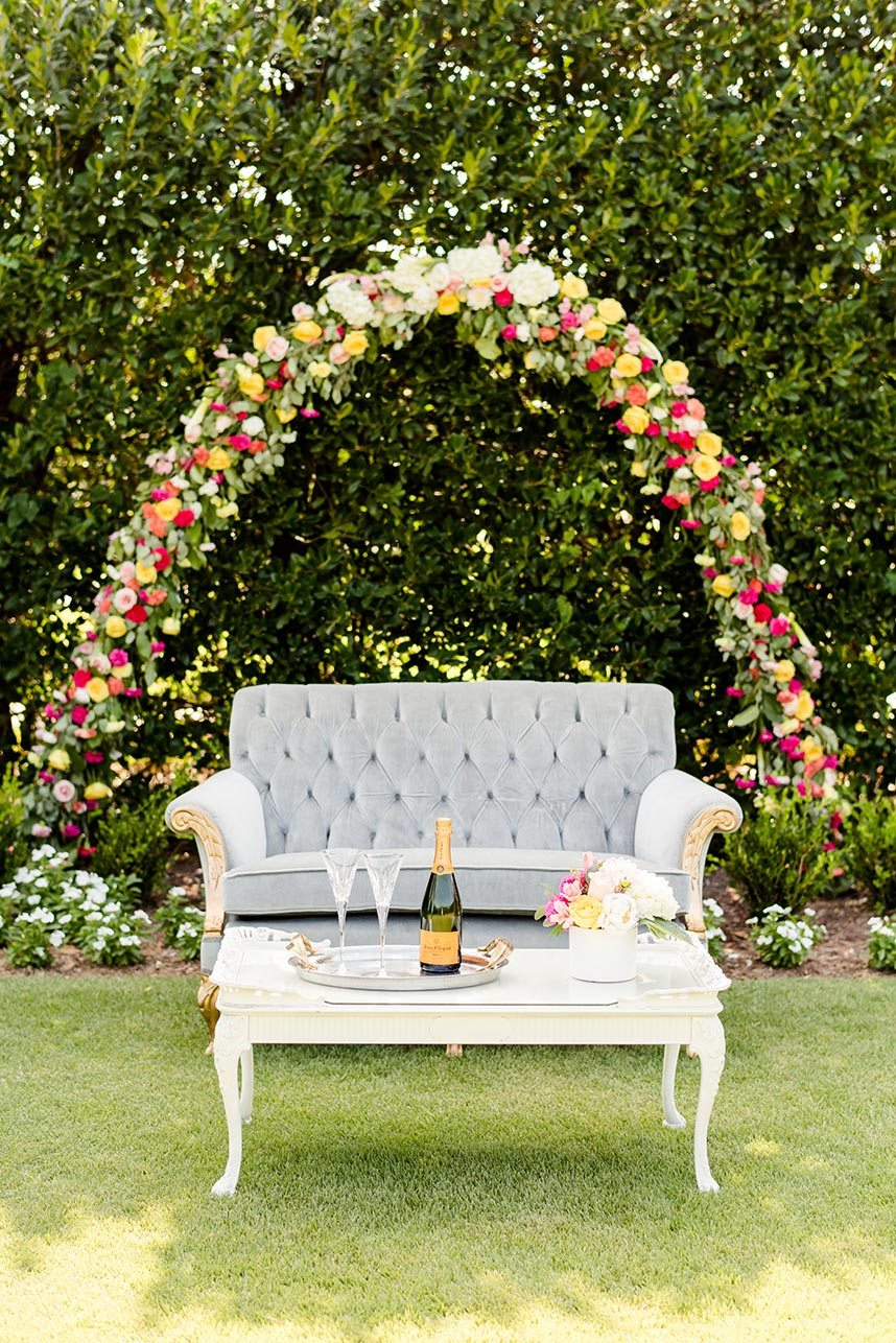 Garden Engagement Inspiration Oklahoma Wedding Planner Marie Rose Oklahoma Wedding Photographer Holly Gannett Photography 01