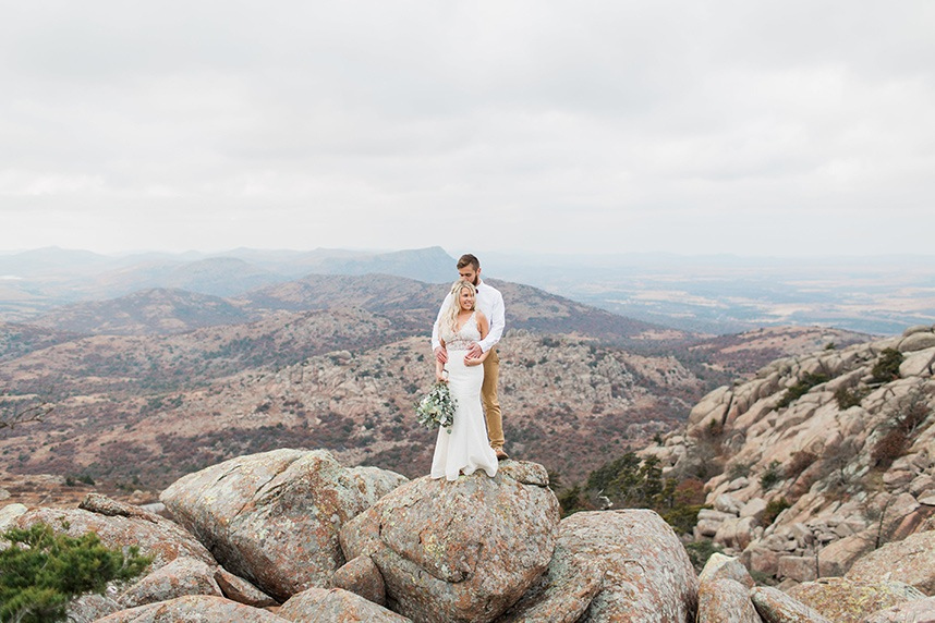 Lindsey Seans Picturesque Bridal Day After Session Oklahoma Wedding Photographer Andi Bravo Photography 01
