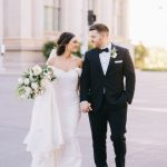 Ally Bucci Weds Alex Meize Classic Glam Ballroom Wedding from Josh McCullock Photography