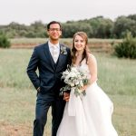 Sarah Rearick Weds Omar Roy Intimate Oklahoma Wedding at Rosemary Ridge