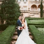 Candlelit Fall Wedding in a Dreamy Museum Ballroom