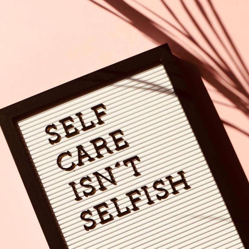 Self Care blog