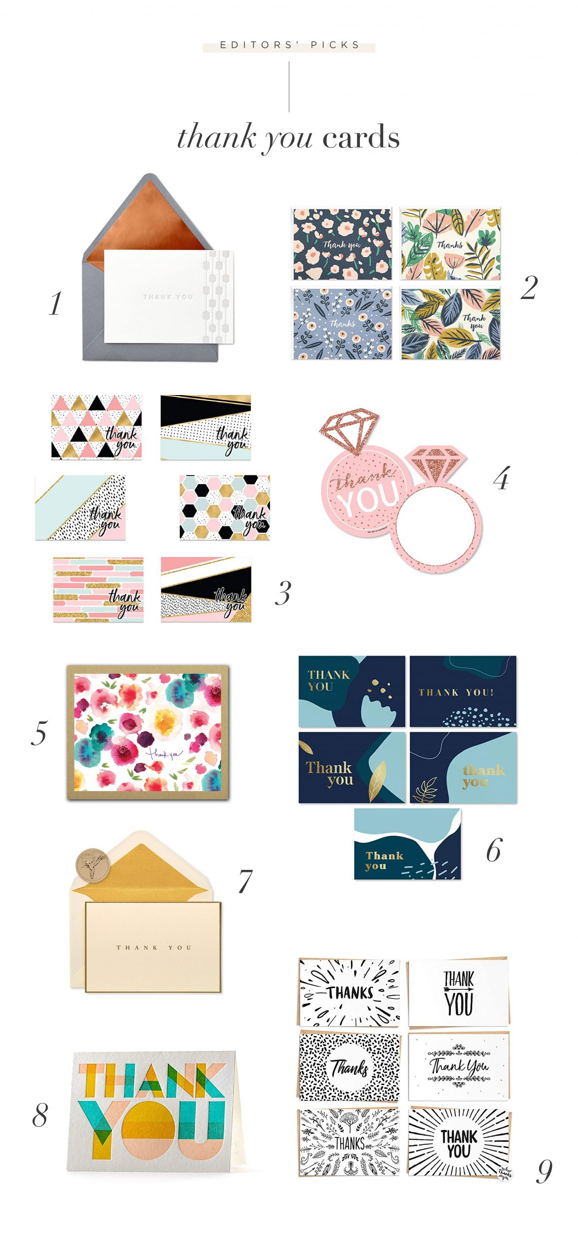 Shoppable ThankYouCards Blog