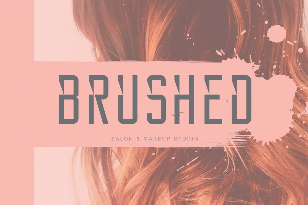 Brushed Salon and Makeup Studio