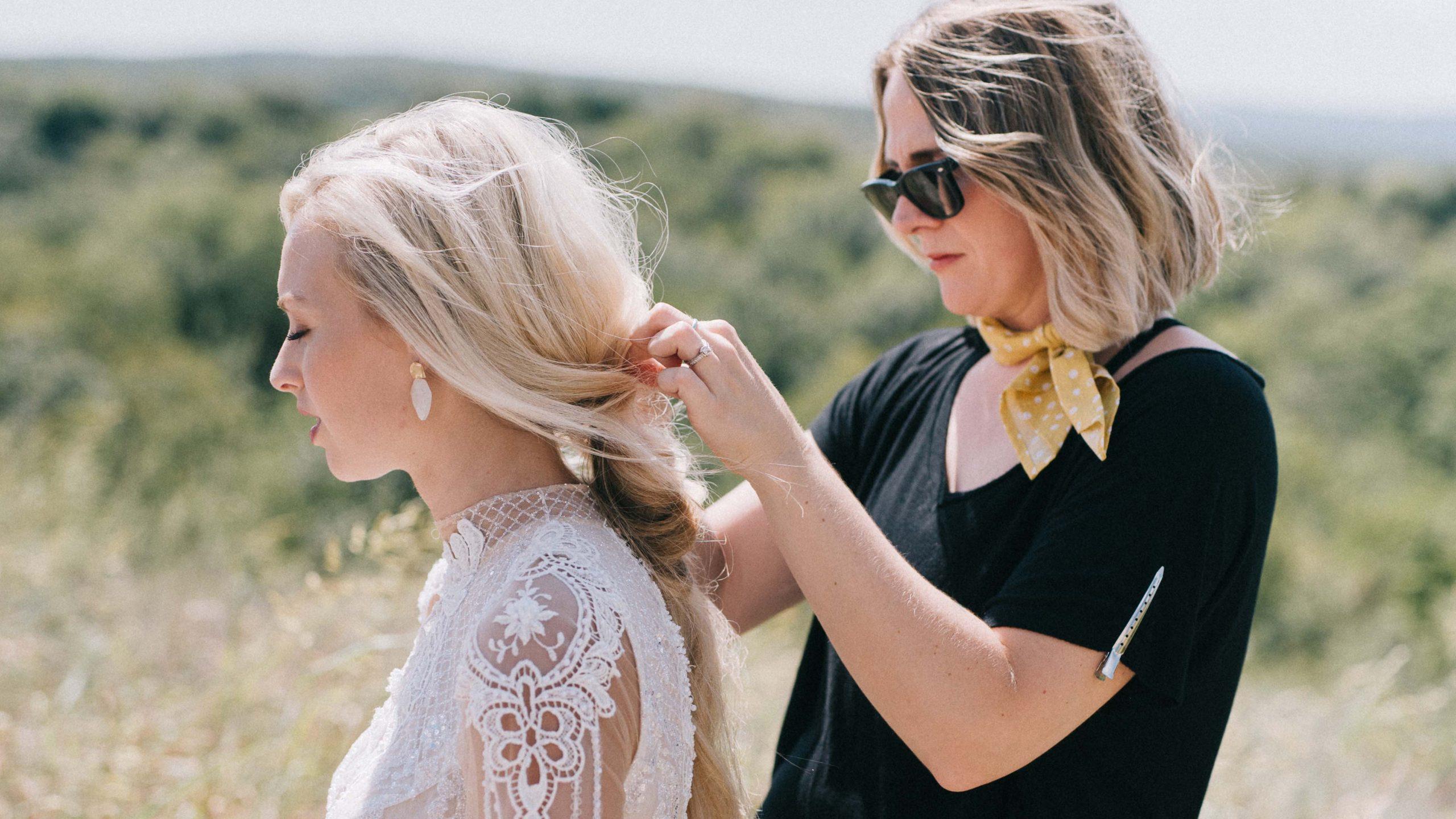 Behind the Scenes Brides of Oklahoma