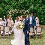 english garden micro wedding
