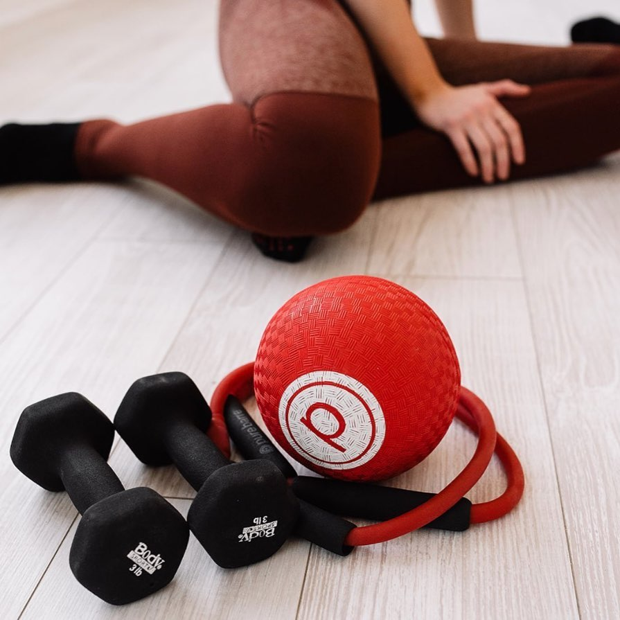 Nothing but pure love at Pure Barre! Get connected with your community and move with intention at purebarreedmond! Show up