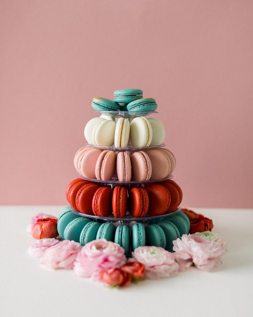 Too much panic – not enough Disco!! Spread some cheer with these freshly baked, french macaroons from discomacarons that are