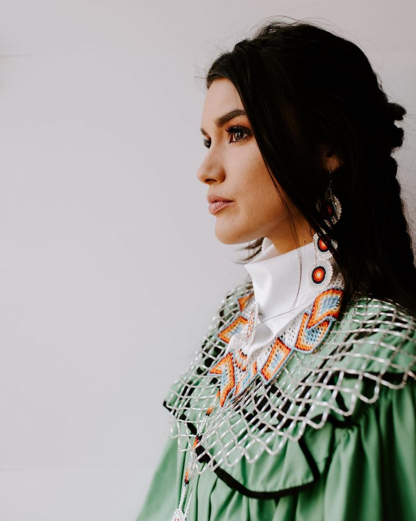 There are 39 recognized Indian tribes in Oklahoma, each with their own version of wedding ceremonies incorporating different traditions and