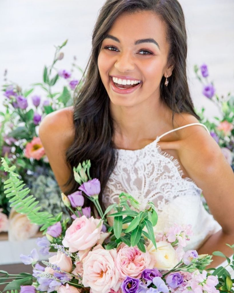 Our guide on how to have a sustainable + eco-friendly wedding is live NOW on #bridesofok - link in bio!