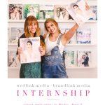 Summer Internship Applications are Open!