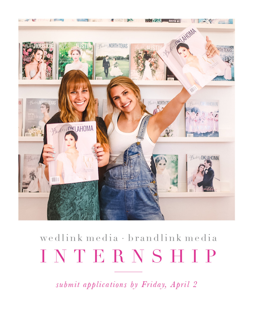 Summer Internship Applications are Open!