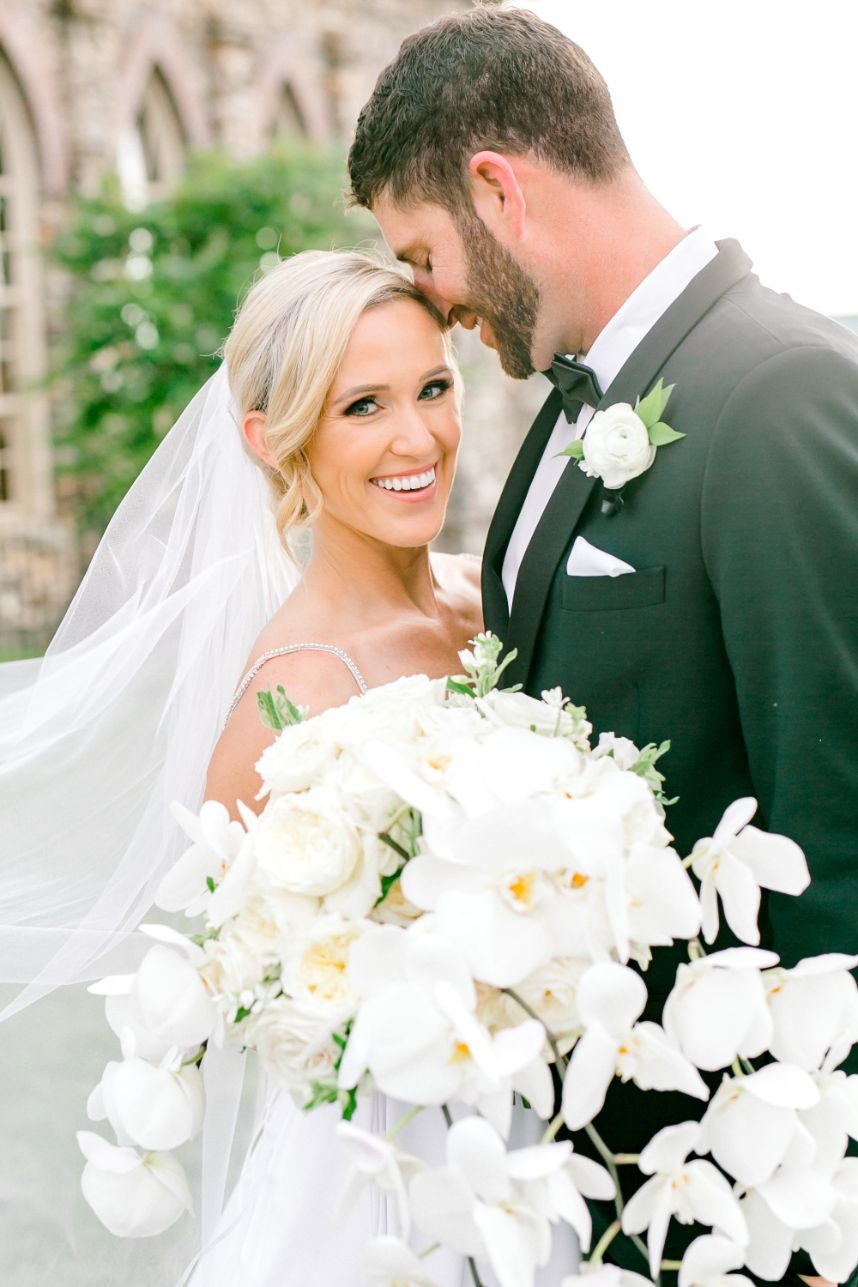 Ashton and Chad Wedding Day by Emily Nicole Photo 637