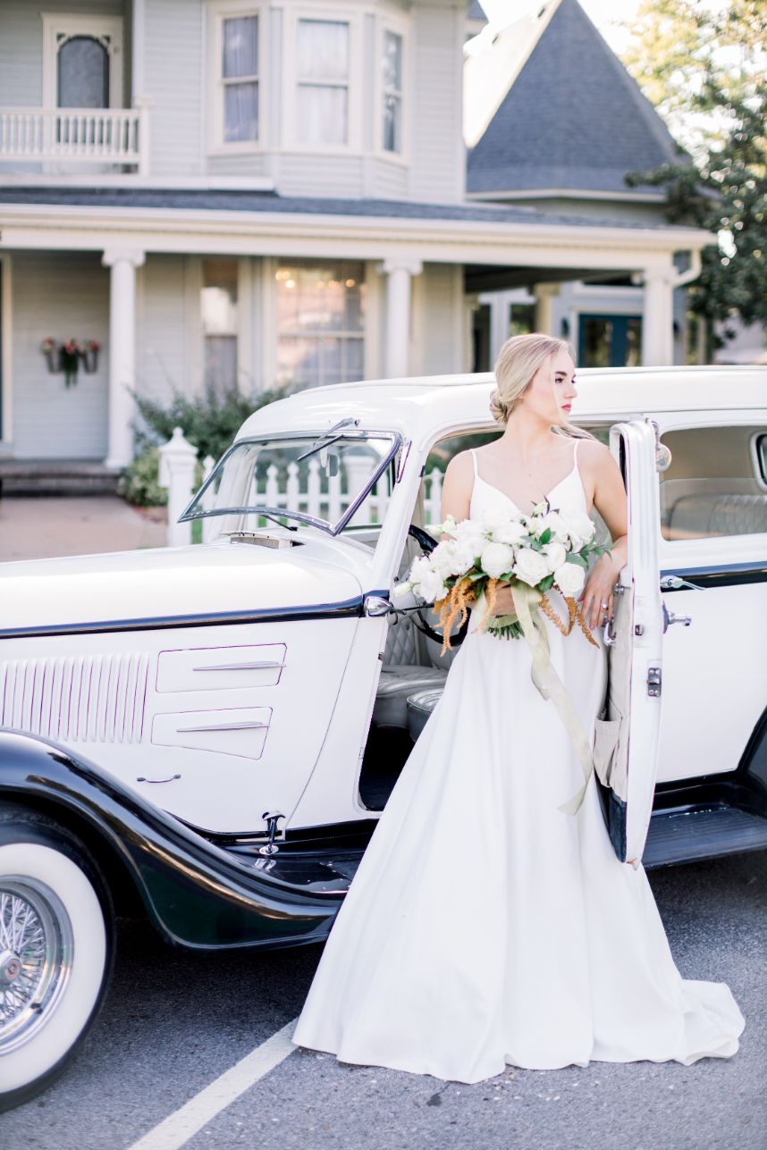 southern elegance wedding inspiration