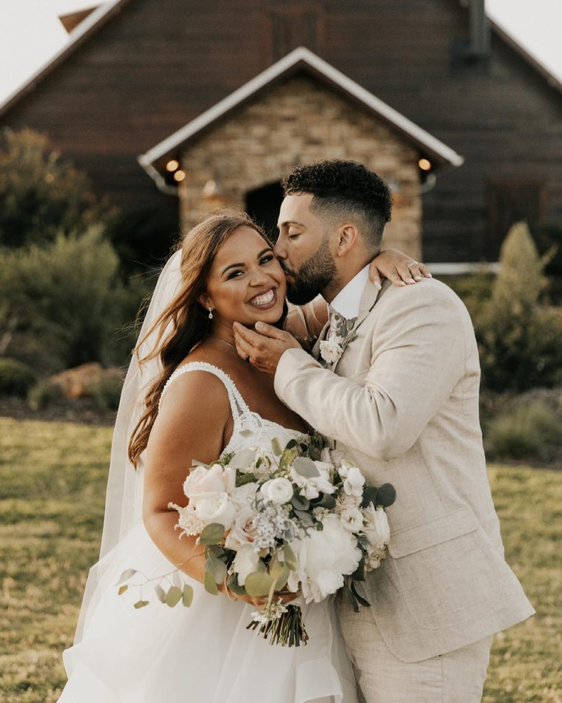 """""""(My most helpful wedding vendor was) Southwind Hills! They provided (almost) everything and Christy, my day-of planner, made it the"""