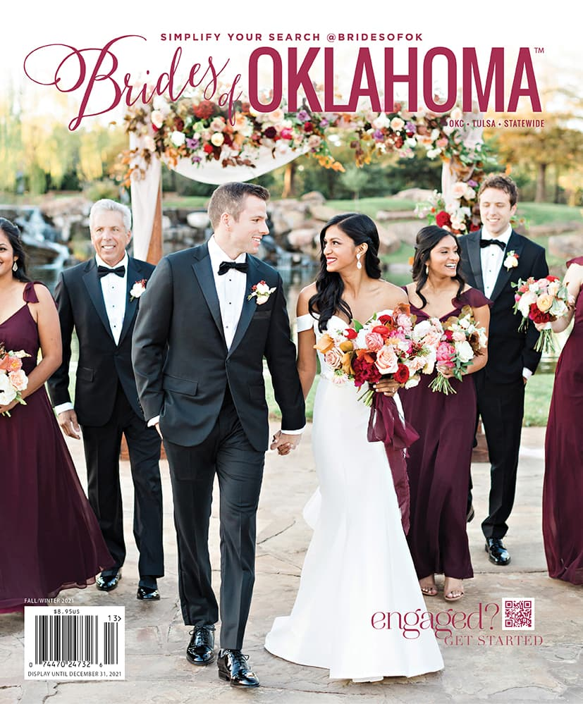 Brides of Oklahoma Fall/Winter 2021