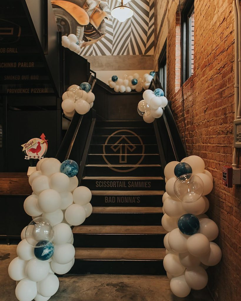 """We're a sucker for local events and parlorokc recently hosted """"Pop the Question with Parlor,"""" an open house event for"""