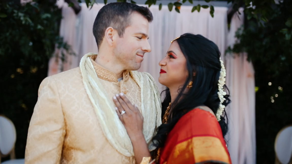 Swathi and Tim's wedding weekend celebration was full of love, cultural traditions and details that had us absolutely swooning from